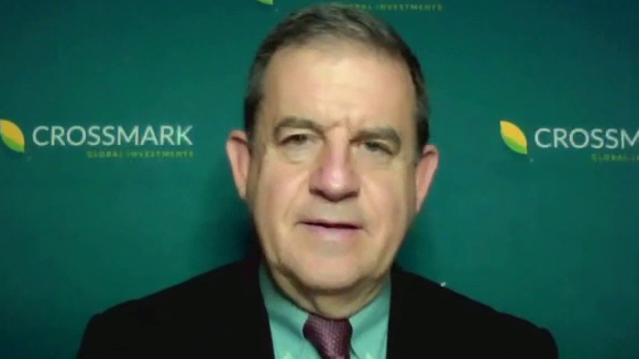 Crossmark Global Investments CIO Bob Doll discusses Fed Chairman Jerome Powell's press conference, inflation concerns and his outlook for the markets amid fiscal policy push.